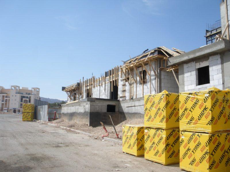 יגאל אלון: חברה לפיקוח בניה