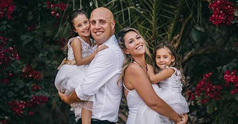 משפחת אופיר1 צילום מלי פנסו סטודיו מלינקה