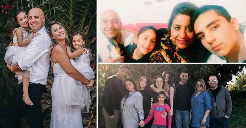 משפחות כהן, אלי ואופיר צילום מלי פנסו סטודיו מלינקה