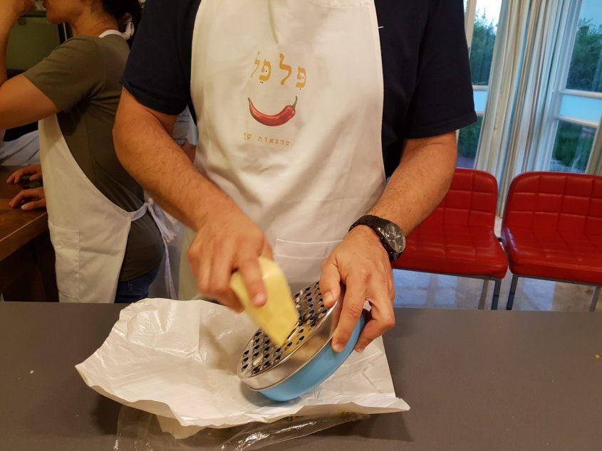 פלפל: סדנת בישול במרכז. צילום: זהר עטר