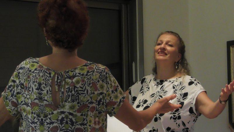 """תכנית סדנאות שנתית """"מופע הקול"""" – חוויה ייחודית של גילוי וביטוי עצמי. צילום: עמיר פריימן"""