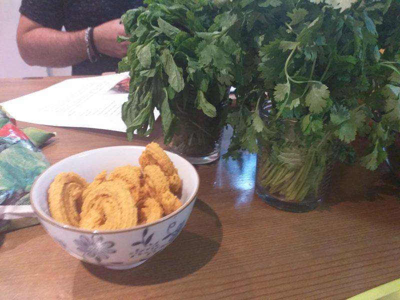 סדנאות בישול מומלצות: פנינה של תבלין. צילום: פנינה קליין