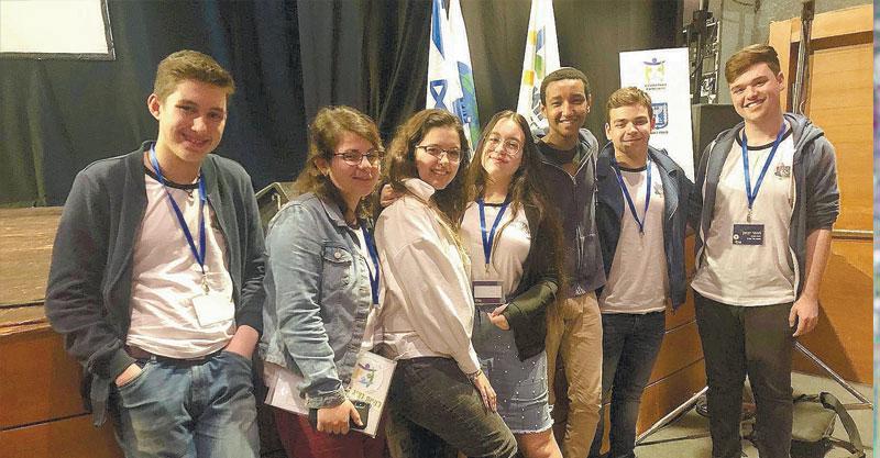 כנס מועצות ארצי צילום באדיבות אגף הנוער