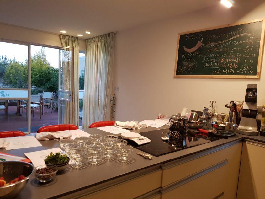 """""""פלפל"""" – סטודיו לסדנאות בישול. צילום:"""