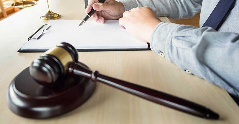 פטיש של בית משפט. צילום אילוסטרציה א.ס.א.פ קריאייטיב/INGIMAGE