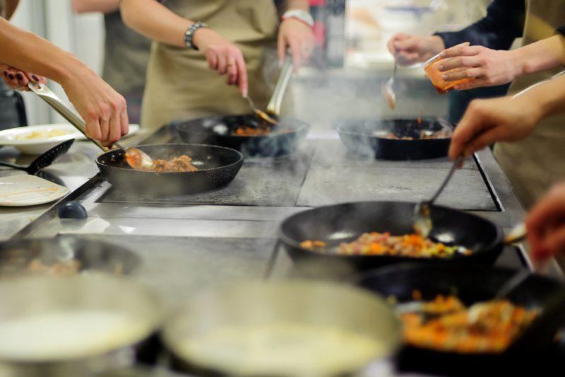 סדנאות בישול מומלצות במרכז. תמונה ממאגר Shutterstock