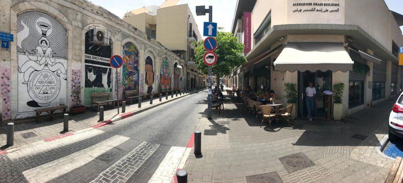 קפה ניסו, נועם 5, תל אביב - יפו