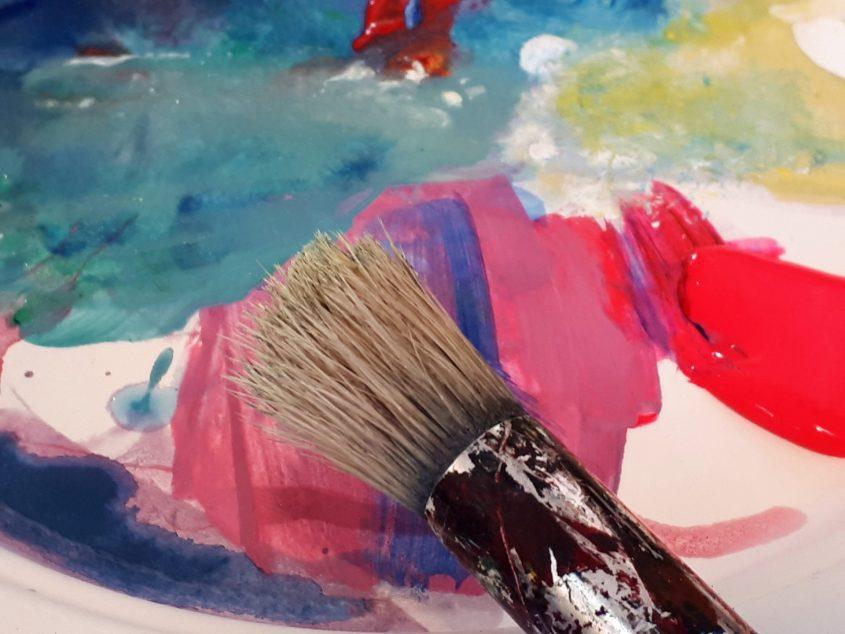 טיפול באומנות: דורית טייכמן