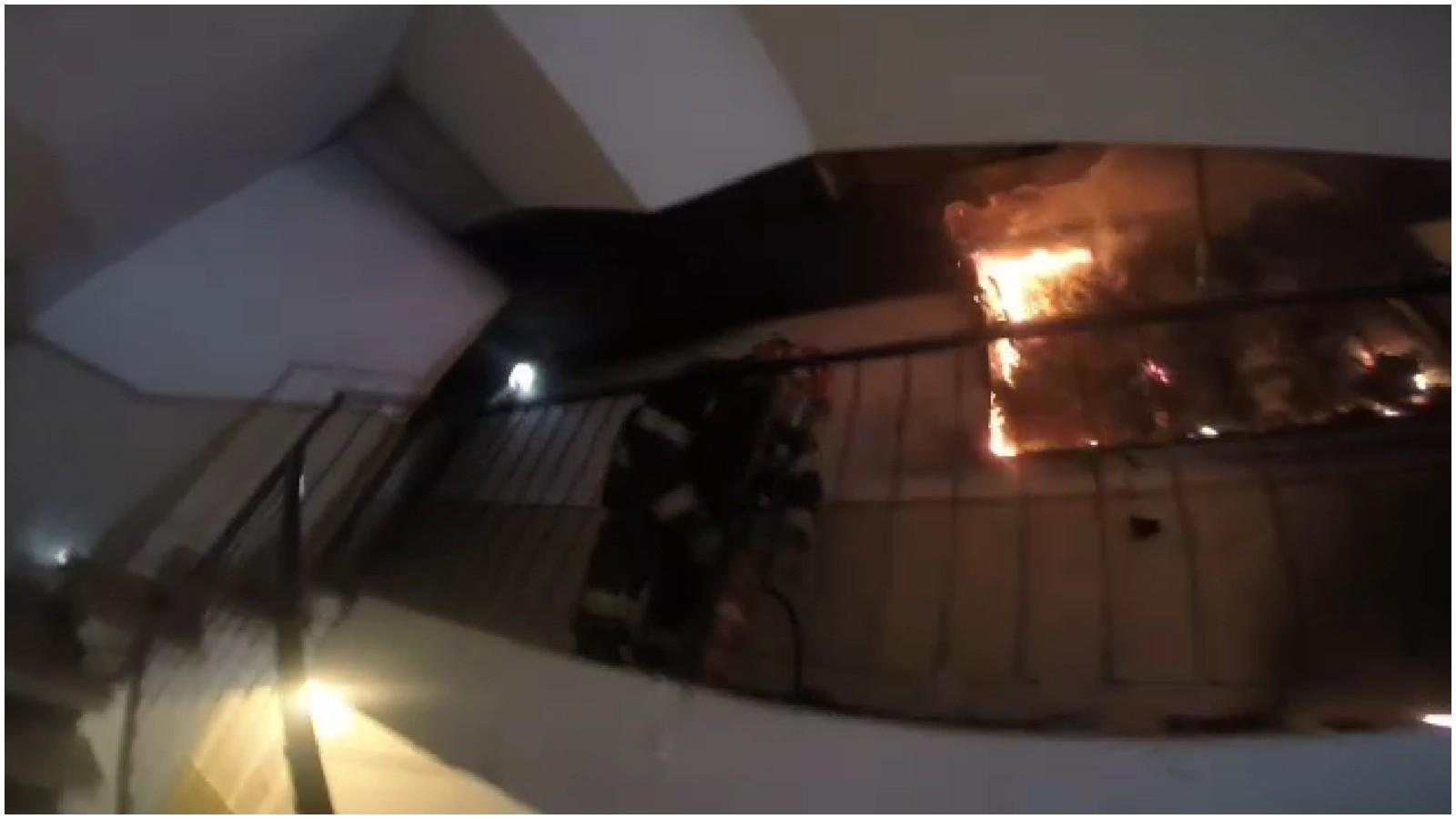 שריפה בארון חשמל צילום באדיבות הכבאות