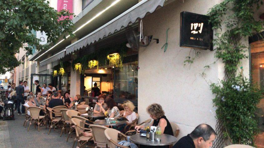 """בתי קפה בתל אביב שחובה להכיר: קפה ניסו. צילום: יח""""צ"""