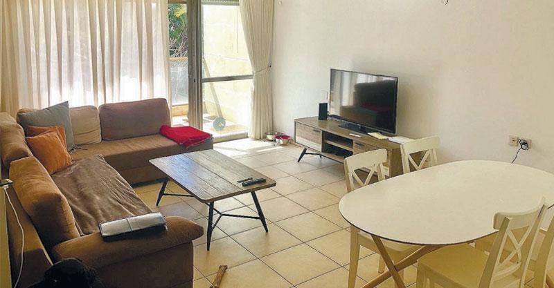 הצעת השבוע. דירת 4 חדרים ברחוב העצמאות בשכונת כפר גנים ג'