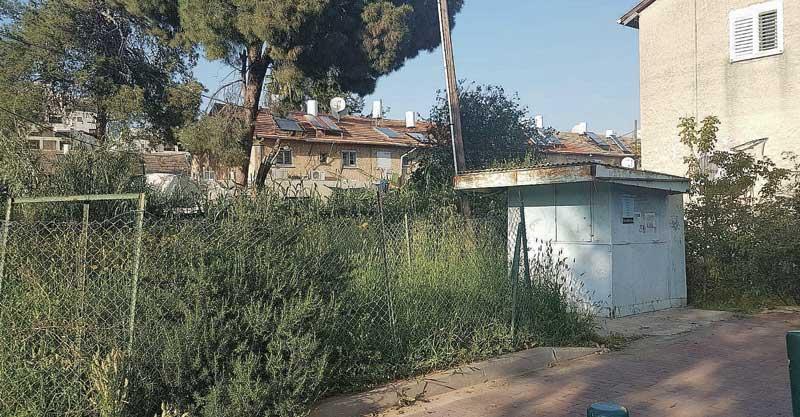 כניסה חטיבת אחד העם רמת וורבר