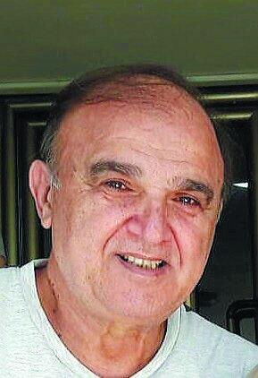 בחירות. ירחמיאל קופמן- מפלגת הגמלאים- מקום 10