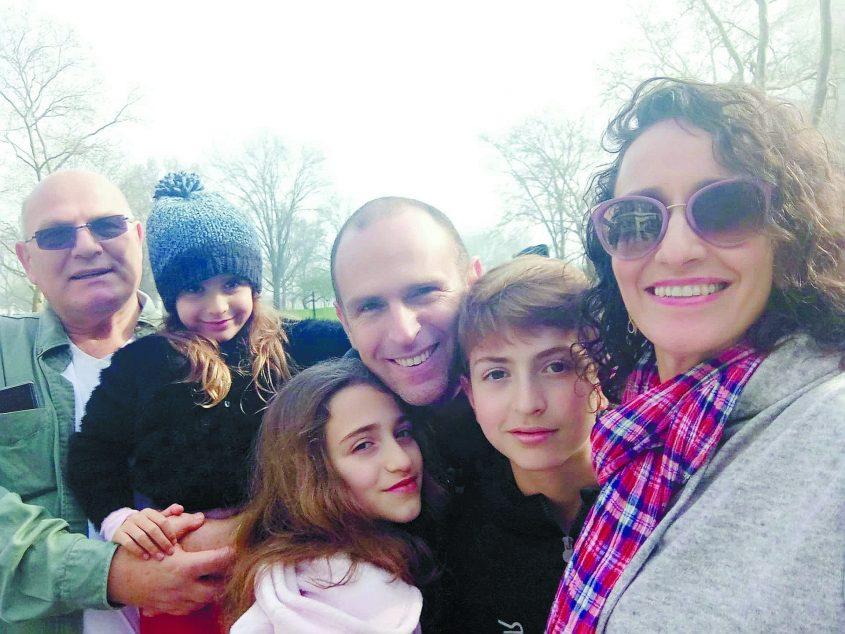 מגזין משפחות. משפחת בראון פסח