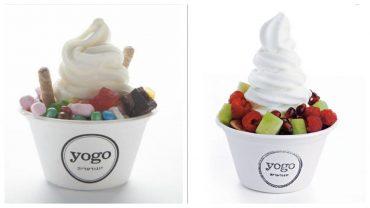 גלידה יוגו