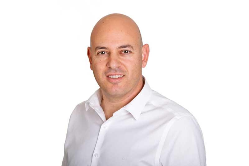 """מנכ""""ל החברה לפיתוח פתח תקוה, לירון גולדנברג"""