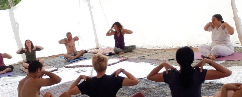 ללמוד טנטרה מסורתית עם אור גל