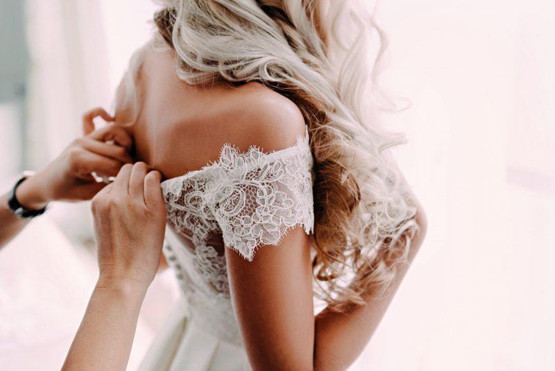 שמלות כלה בפתח תקוה. תמונה ממאגר Shutterstock