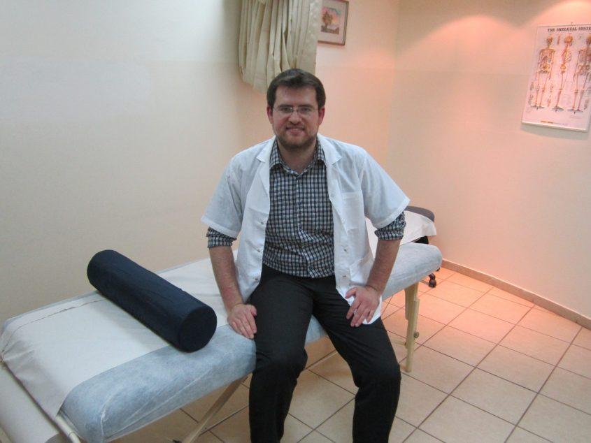 מטפל ברפואה סינית: אדי מאיר