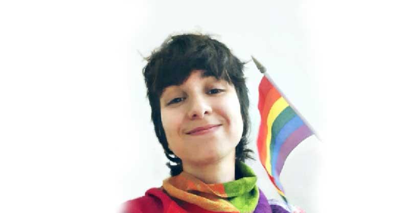 סיון לוי- מובילת צוות גאוה בעיר