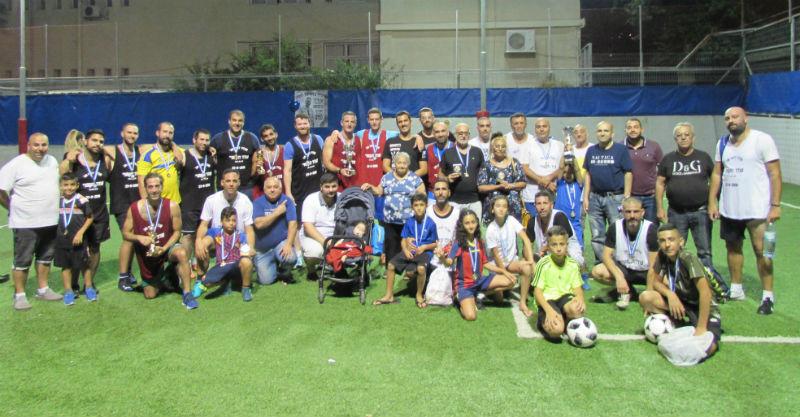 """המשתתפים בטורניר לזכרו של עודד דוקטורי ז""""ל. צילום: רינת אברהם"""