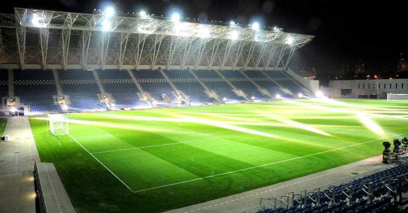 אצטדיון שלמה ביטוח. צילום: זאב שטרן