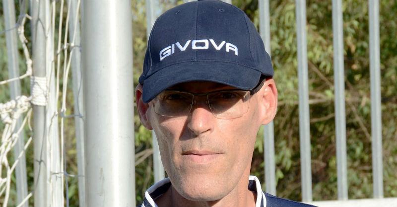 מאמן הכושר מאירי סיני. צילום: זאב שטרן