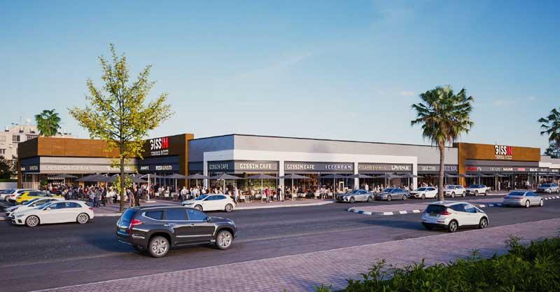 מסעדות, מכון יופי ובר שכונתי: העסקים שיפעלו במתחם הבילוי החדש בגיסין