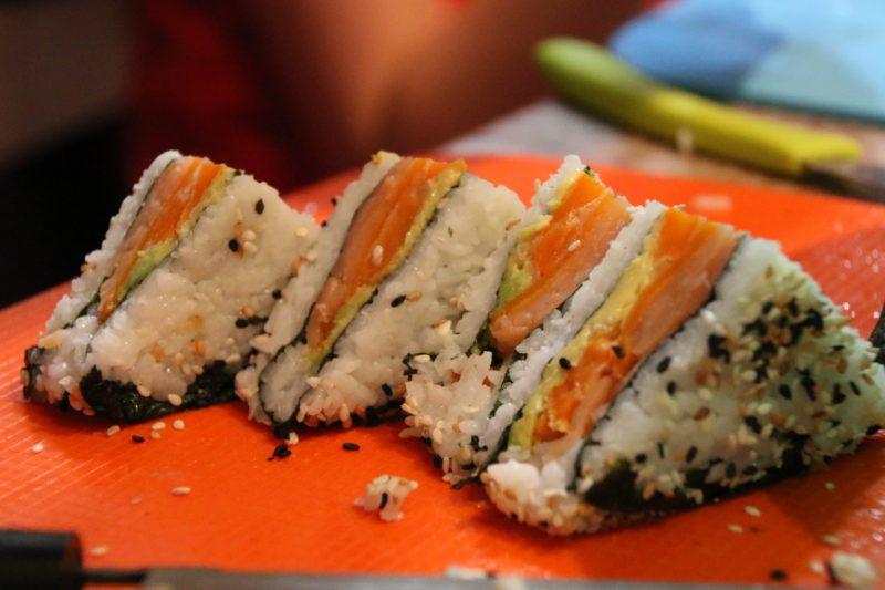 סושי מומלץ במרכז: דורון טוויטו – Sushi fun