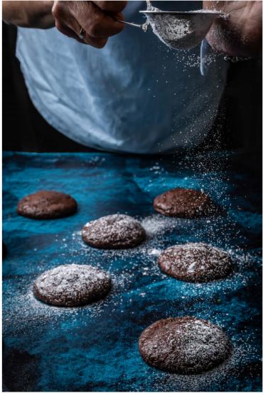 עוגיות מבית היוצר של מיכלי'ס. צילום: יונתן בן חיים