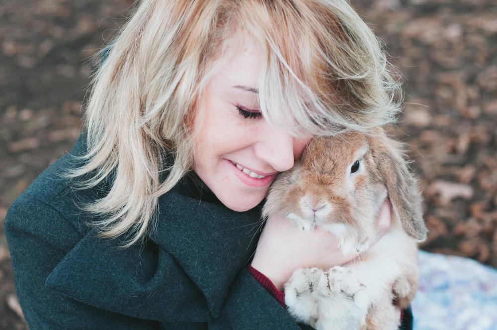טיפול בעזרת בעלי חיים. תמונה ממאגר Shutterstock. צילום: lucrezia senserini88