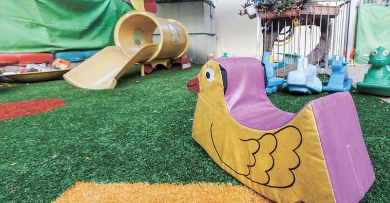 גן ילדים לגן המצולם אין קשר לכתבה צילום אייל טואג