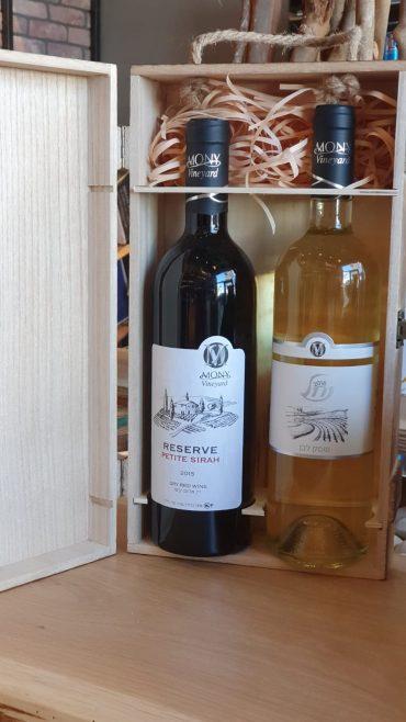 """יינות איכותיים ב""""יין בעיר"""". צילום עצמי"""