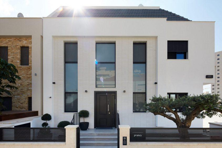 תכנון ועיצוב בית פרטי בחולון - צילום: ליאור אביטן