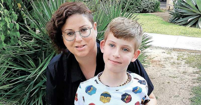 מאירה ואבישי צילום פרטי