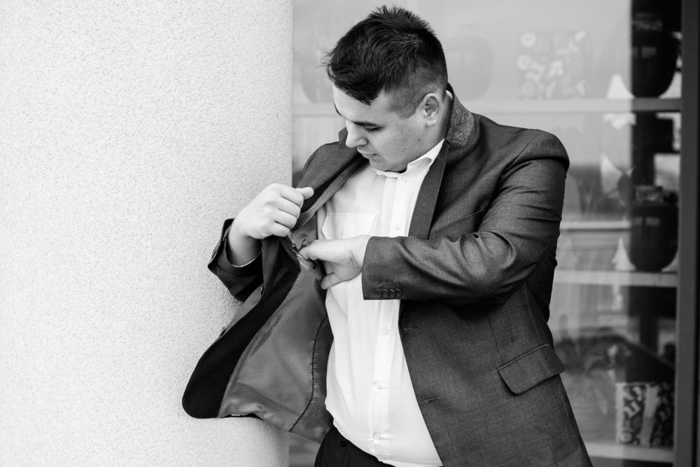אופנה במידות גדולות לגברים. (Shutterstock) צילום: T.Den_Team