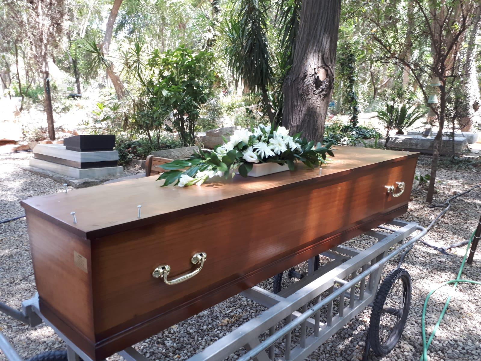סידורי קבורה בפתח תקוה - פיני שירותי קבורה. צילום עצמי