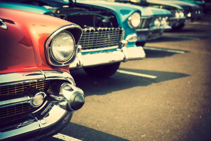 רכבי אספנות. קרדיט: By topseller Shutterstock