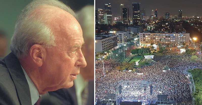 """הפרלמנט על האווירה הפוליטית, 24 שנים לאחר רצח רבין: """"יש בריונות ואלימות, לא למדנו כלום"""""""