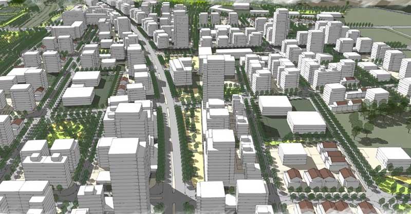 """תתכוננו ל-8,500 יחידות דיור בפתח תקווה: הותמ""""ל אישרה היום את תכנית סירקין"""