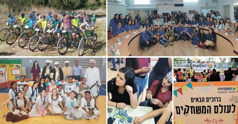 יומן חינוך תנועת הנוער- עיירת פתח תקווה ליגת האופניים צילום צורי דאר נצח ישראל תיכון טכנולוגי נעמת פתח תקוה עמיטל