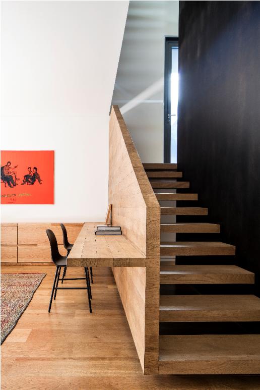 "U House - בית פרטי בתל אביב – 350 מ""ר. צילום: עמית גירון"