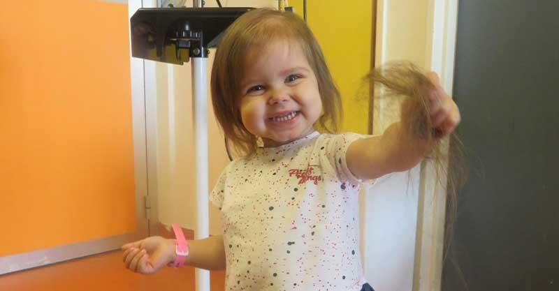 תסתכלו על יוטי המקסימה, בת השנתיים וחצי: היא בסכנת חיים וזקוקה לעזרתכם (וידיאו)