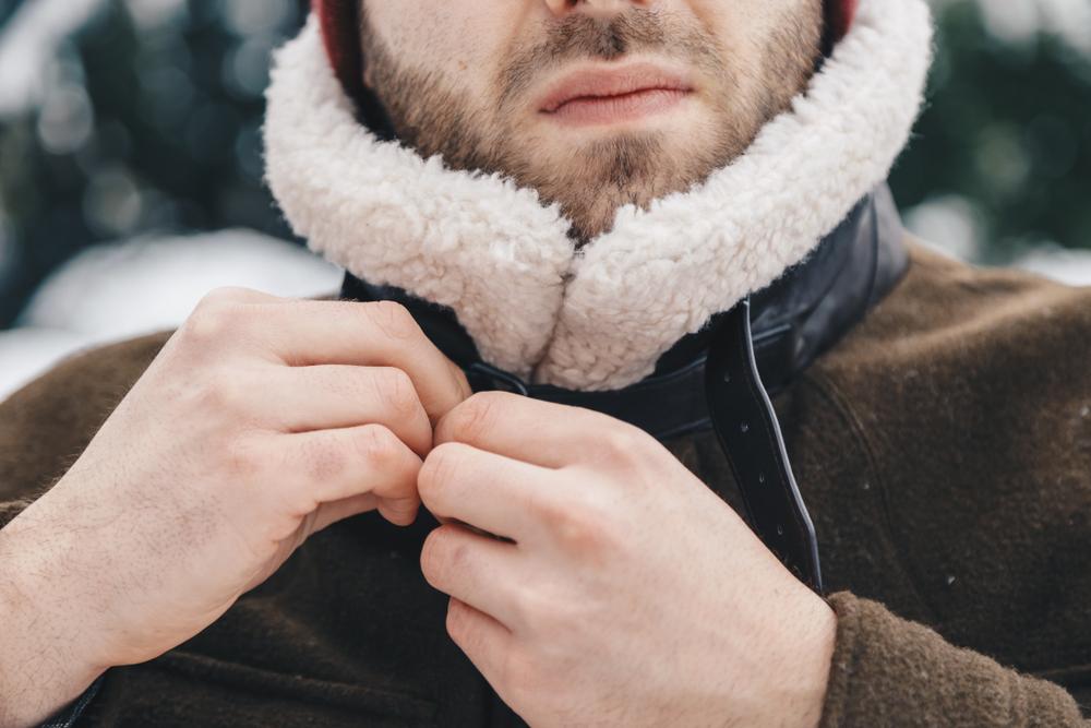 בגדים במידות גדולות לחורף. (Shutterstock) צילום: MS_studio
