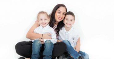 דנה בני שליו וליאם היום. צילום עינב ניסים