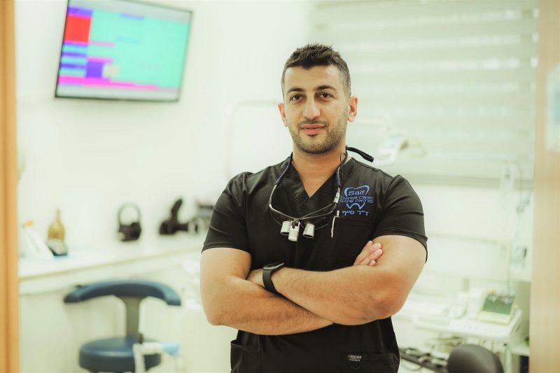 ד״ר מוחמד סייף (צילום: יחיאל יחיא שאוויש)