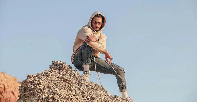 אסף גורן. צילום מאיה ברק