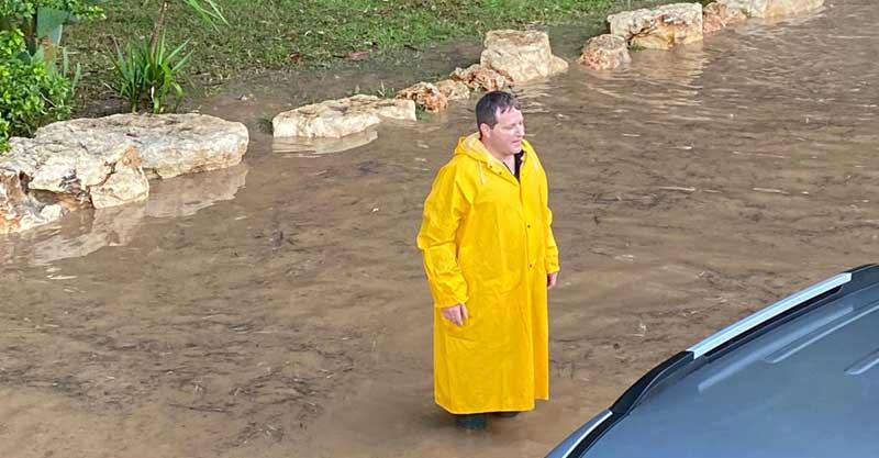 רמי גרינברג. צילום באדיבות העירייה