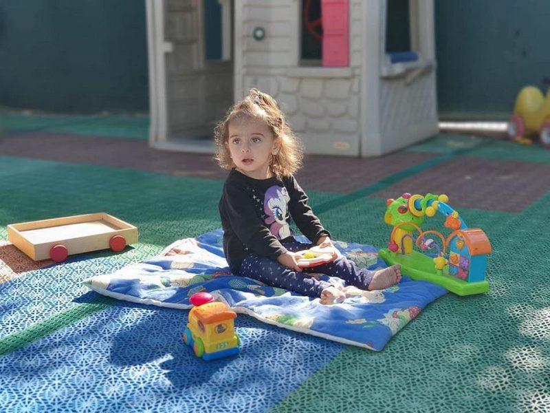 הגן של חגית: יחס חם ואישי לכל אחד מהילדים (צילום: צוות הגן)