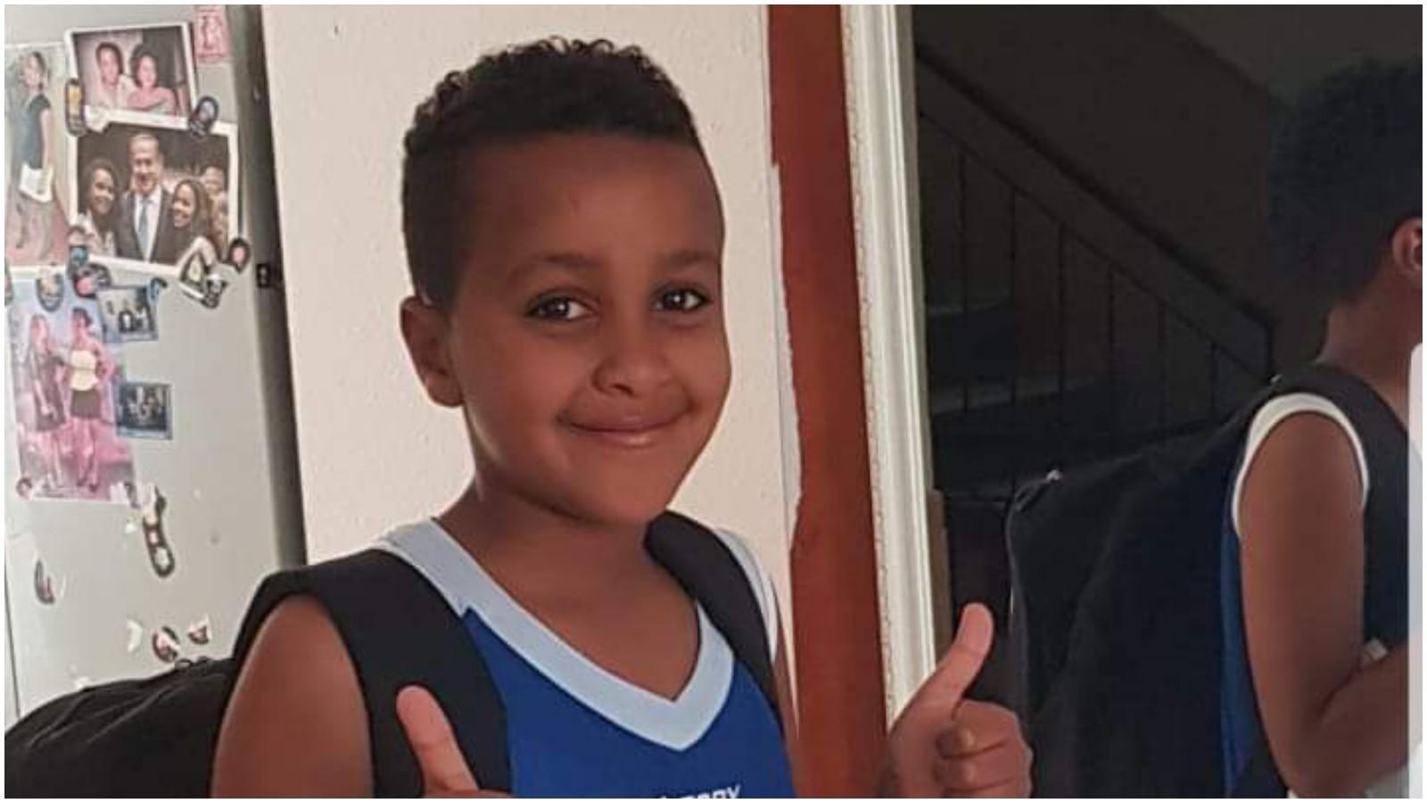 יואל טגן, תלמיד כיתה ז' בחטיבת אחד העם רמת ורבר צילום באדיבות המשפחה